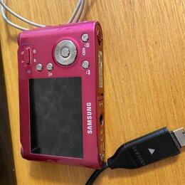 Фотоаппараты - Компактный фотоаппарат, 0