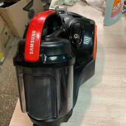 Пылесосы - Пылесос с контейнером Samsung sc15k4136vl, 0