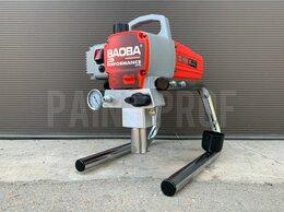 Инструменты для нанесения строительных смесей - Окрасочный аппарат BAOBA 450 Perfomace series, 0
