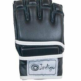 Перчатки для единоборств - Перчатки ММА и смешанных единоборств INDIGO, 0