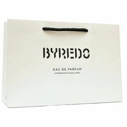 Подарочная упаковка - ПАКЕТ BYREDO, 0