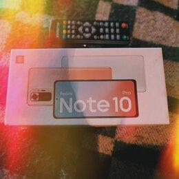 Мобильные телефоны - Смартфон Redmi not 10pro 8+128 Гб. , 0