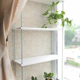 Стеллажи и этажерки - Стеллаж для цветов и рассады , 0