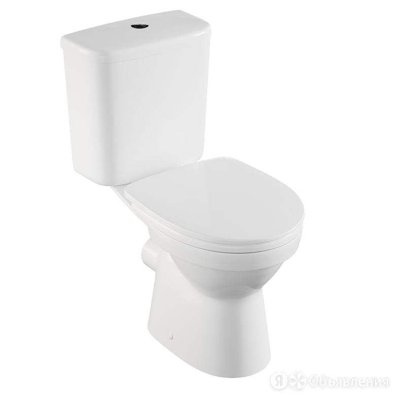 Унитаз напольный Vitra Norm Fit 9844B099-7200 с бачком и сиденьем Soft Close ... по цене 6590₽ - Унитазы, писсуары, биде, фото 0