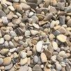 Морская галька бежевая  по цене 395₽ - Строительные смеси и сыпучие материалы, фото 2