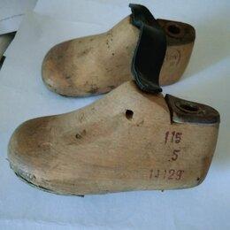 Производственно-техническое оборудование - Сапожные колодки обувные и инструмент, 0