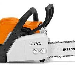 Электро- и бензопилы цепные - Бензопила STIHL (Штиль) MS 170 шина 35см, 0