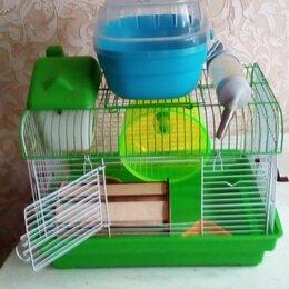 Клетки и домики  - Клетка для грызунов 32 х 22 х 26 см, 0