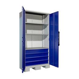 Шкафы для инструментов - Шкаф инструментальный AMH TC 003040, 0