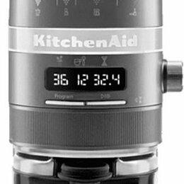 Кофемолки - Кофемолка KITCHENAID 5KCG8433EMS, 0