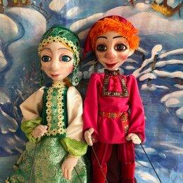Шоу, мюзиклы - Выездной кукольный спектакль, 0