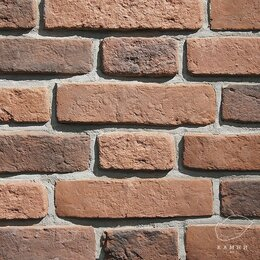 Облицовочный камень - Декоративный кирпич Рома Брик, внутренняя и фасадная отделка, 0