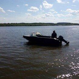 Моторные лодки и катера - Катера и лодки из ПНД, 0