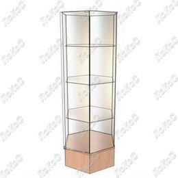 Мебель для учреждений - Витрина демонстрационная В-62, 0
