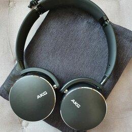 Наушники и Bluetooth-гарнитуры - Беспроводные наушники AKG Y500, 0