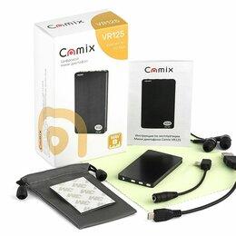Диктофоны - Диктофон Camix VR125 с датчиком звука, 0