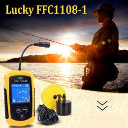 Эхолоты и комплектующие - Эхолот lucky fish finder ffc1108-1, 0
