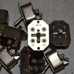 Электроустановочные изделия - Тумблер, переключатель и тд, 0