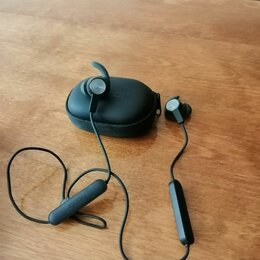 Наушники и Bluetooth-гарнитуры - Наушники Bluetooth Honor Sport AM61 Black, 0