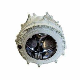 Аксессуары и запчасти - Бак в сборе с барабаном (неразборный) для стиральных машин Ariston, Indesit, 0