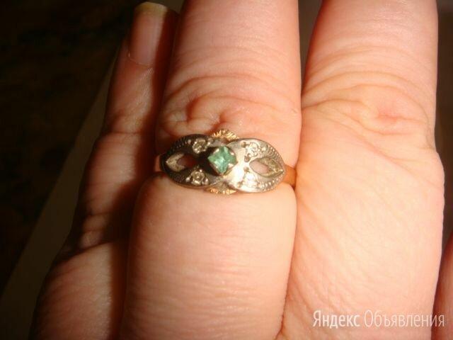 Набор  изумруд бриллианты золото 585 проба 80х годов по цене 250000₽ - Комплекты, фото 0