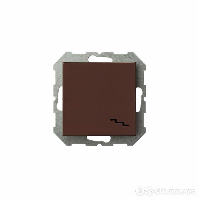 Проходной одноклавишный выключатель LIREGUS Эпсилон по цене 563₽ - Электроустановочные изделия, фото 0