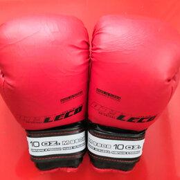 Перчатки для единоборств - Боксерские перчатки 10 oz, 0