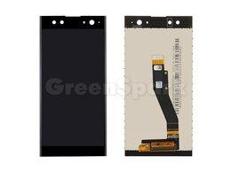 Дисплеи и тачскрины - Дисплей для Sony Xperia XA2 Ultra Dual (H4213) +…, 0