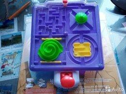 Развивающие игрушки - Детский игровой лабиринт, 0