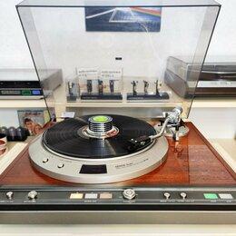 Проигрыватели виниловых дисков - Виниловый проигрыватель Denon DP-50F. Состояние, 0