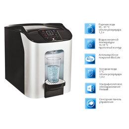 Кулеры для воды и питьевые фонтанчики - Настольный пурифайер- проточный кулер с системой очистки воды Ecomaster    Cube, 0