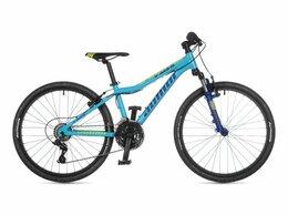 Велосипеды - Author A-Matrix 24 (2021) подростковый велосипед, 0