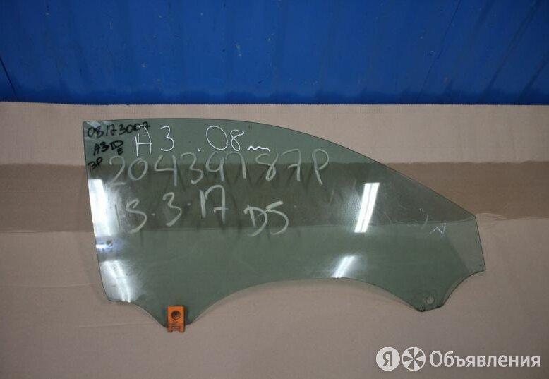 Стекло двери передней правой Audi A3 8P 2003-2013 по цене 500₽ - Кузовные запчасти, фото 0