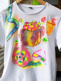 Футболки и топы - Эксклюзивная футболка. Единственный экземпляр.…, 0