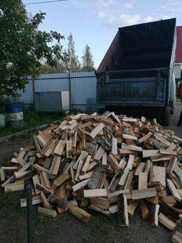 Дрова - 🔥 Недорогие дрова колотые, смешанные породы с…, 0