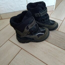 Ботинки - Ботинки Ecco gore-tex 25р, 0