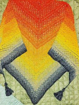Шарфы и платки - Бактус , 0