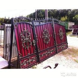Заборы, ворота и элементы - Кованые ворота, 0