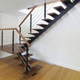 Лестницы и элементы лестниц - Изготовление лестниц на металлокаркасе, 0