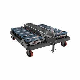 Оборудование для транспортировки - Тележка для хранения и подзарядки АКБ (внешним ЗРУ), 0