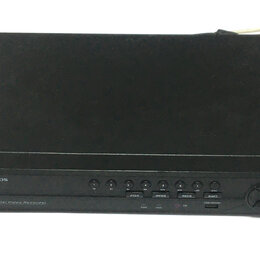DVD и Blu-ray плееры - Видеорегистратор для камер tantos tsr-av0811, 0