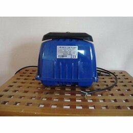 Комплектующие водоснабжения - Компрессор для септика AirMac 100, 0
