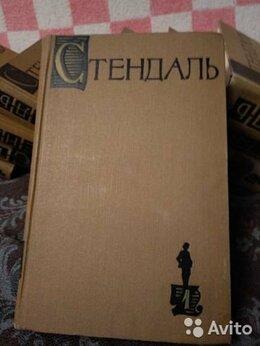Художественная литература - Стендаль Собрание соч.в 15 тт. 1959, 0