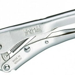 Зажимы - Зажим для тяжёлых условий Knipex, 180 мм {KN-4104180}, 0