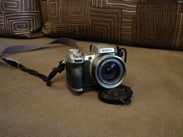 Фотоаппараты - Цифровой фотоаппарат Sony Cyber-shot DSC-H1 , 0