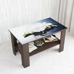Столы и столики - Стол журнальный Консул-6 (Фотопечать Лилия) 💥  …, 0