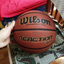 Мячи - Баскетбольный мяч Wilson Reaction PRO р.7, 0