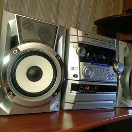 Музыкальные центры,  магнитофоны, магнитолы - Музыкальный центр с USB и Bluetooth, 0