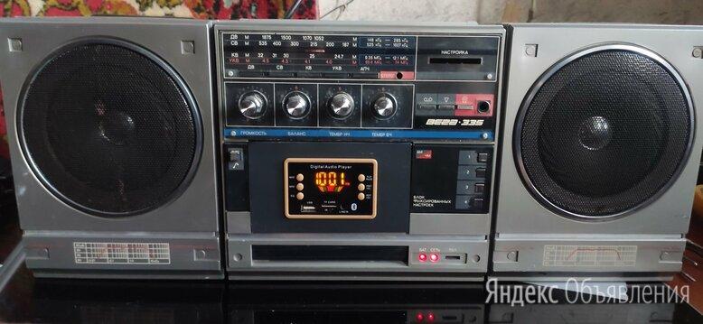 Магнитофон Вега 335 Mp3 Fm Aux Usb Bluetooth по цене 3000₽ - Музыкальные центры,  магнитофоны, магнитолы, фото 0