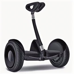 Мототехника и электровелосипеды - Гироскутер MiniRobot 54V (Черный), 0